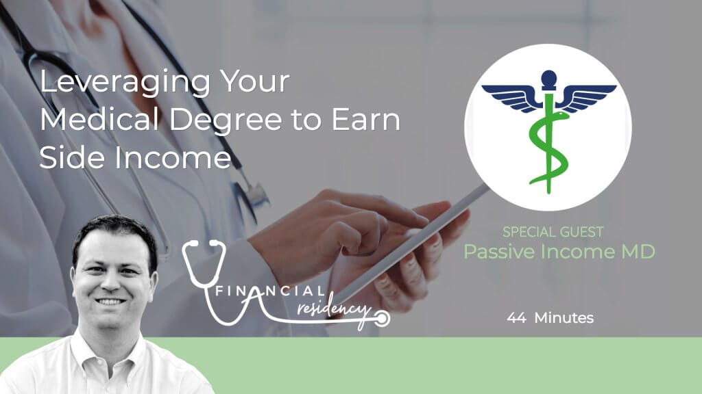 use your medical degree to earn side income
