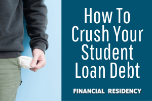 How to crush your student loan debt
