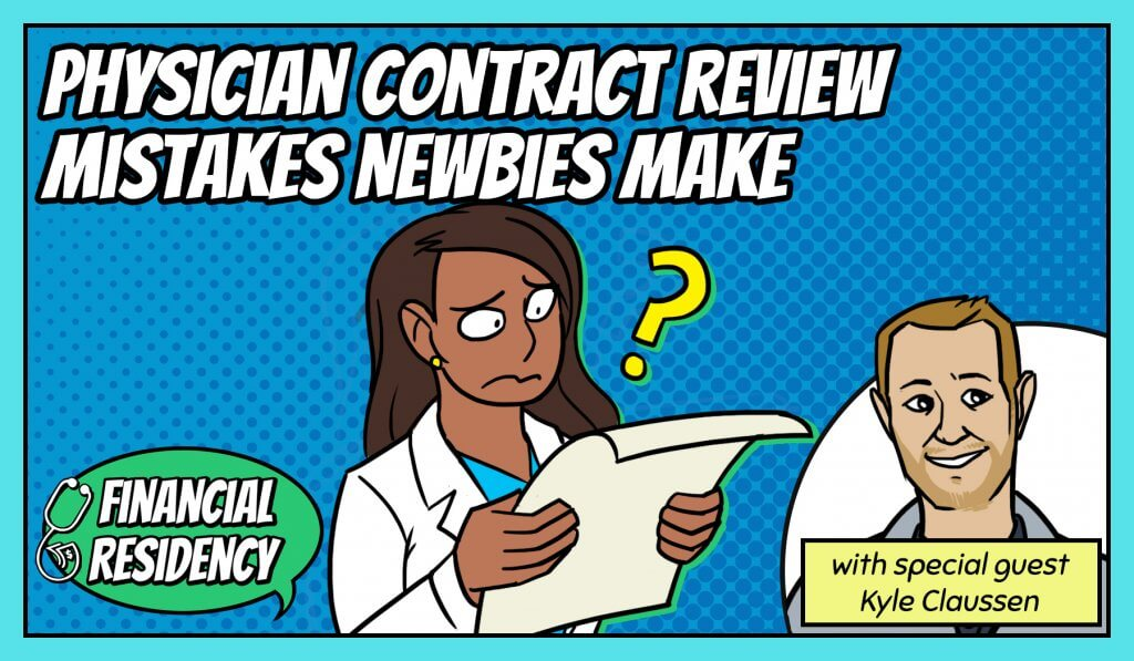 Physician-Contract-Review-Mistakes-Newbies-Make
